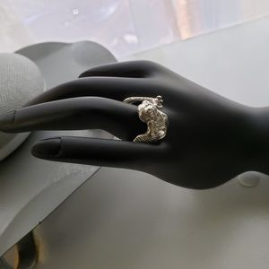 Jewelry - Sterling Silver Animal Ring